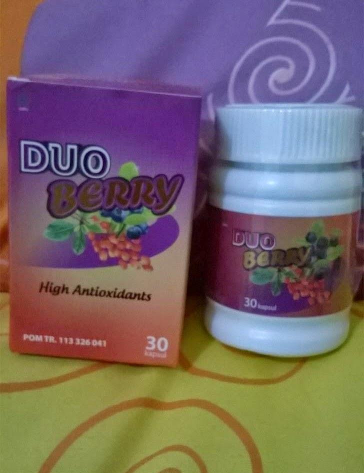 Duo Berry BPOM Pelangsing Pemutih