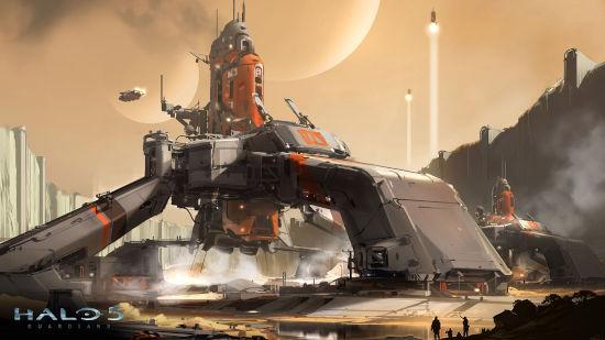 Halo 5 - Base - Full HD 1080p