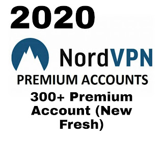 300+ Nord Vpn Premium Account 2020   Nord VPN Premium