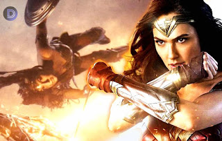Zack Snyder's Justice League Wonder Woman New Fight Image Out