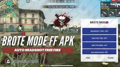 brote mod ff apk, download brote mod ff apk, brote free fire