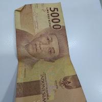 Kurs Rupiah Melemah Terhadap US Dollar
