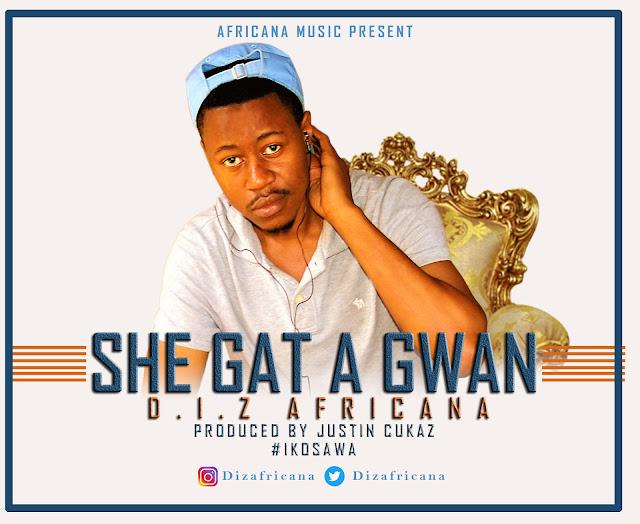 D.I.Z AFRICANA - SHE GAT A GWAN