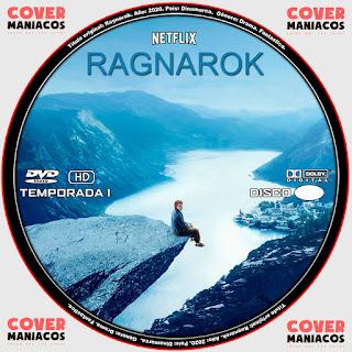 RAGNAROK - TEMPORADA 1 - 2020 [COVER - SERIES - DVD]