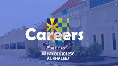 صور وظائف مدرسة Beaconhouse Alkhaleej School
