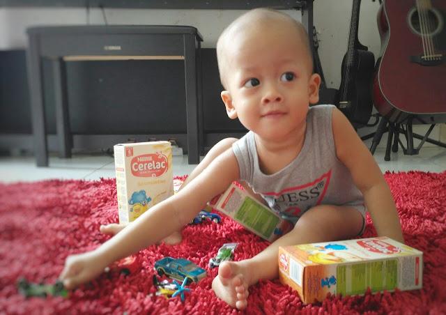 Waspada Anemia Defisiensi Besi Pada Bayi Usia 6 Bulan Ke Atas