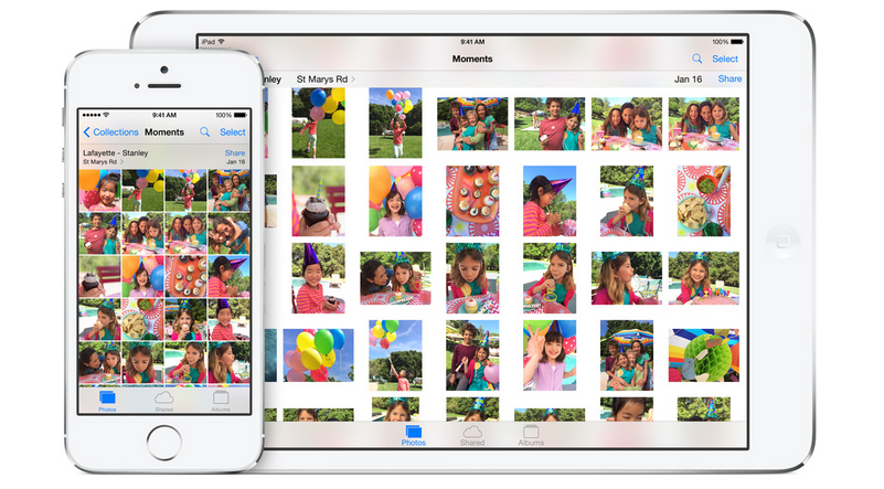 Photos app and iCloud Photo Library