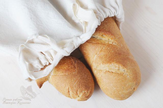 Про хлеб и мешочек:)