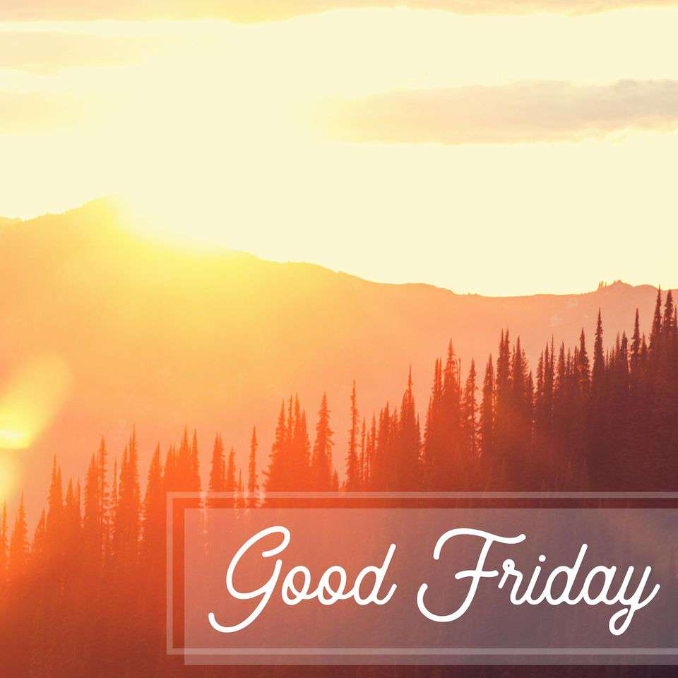 Good Friday Wishes Photos
