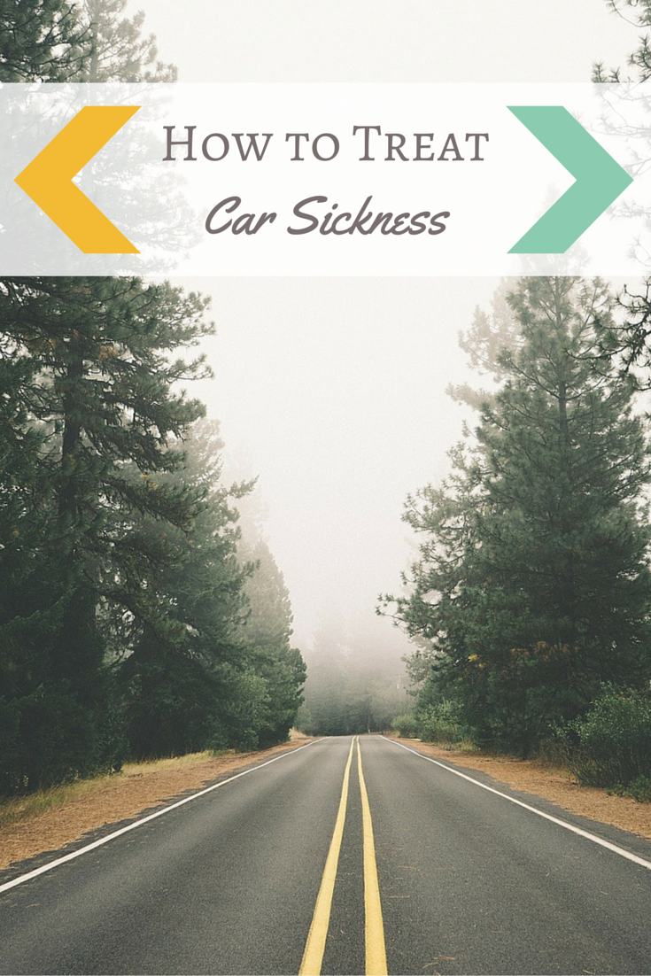 how to treat car sickness - annmarie john