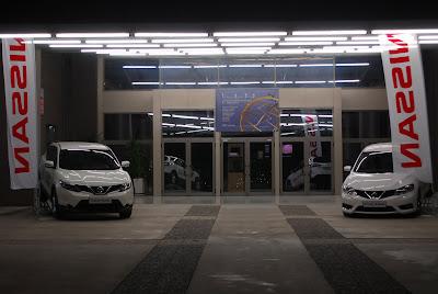 Εκδήλωση της Nissan για τις εταιρείες ενοικιάσεως αυτοκινήτων της Βορείου Ελλάδος