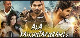 Ala Vaikunthapurramuloo (2021) Unofficial Hindi Dubbed Full Movie Watch Free Download