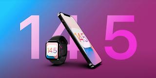 أبل تطلق تحديث iOS 14.5 تعرف على مميزات تحديث iOS 14.5 و الكثير من المفاجئات حول تحديث آي أو إس 14.5