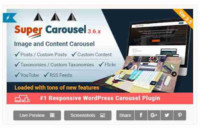 Download Plugin Wordpress Super Carousel Responsive