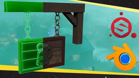 Blender Beginners Guide to 3D Modelling Game Asset Pipeline