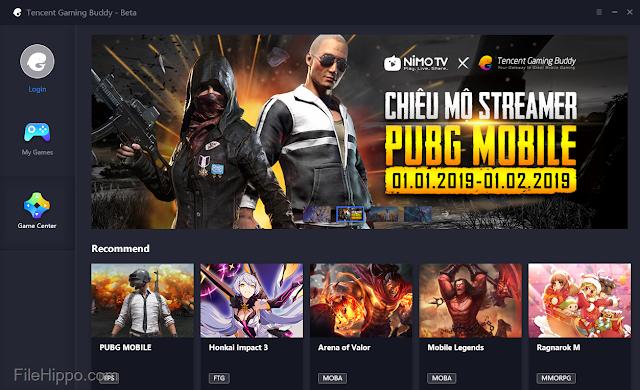 تحميل برنامج Download Tencent Gaming Buddy for Windows لتشغيل لعبة بابجي علي الكمبيوتر