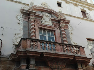 Casa estilo barroco
