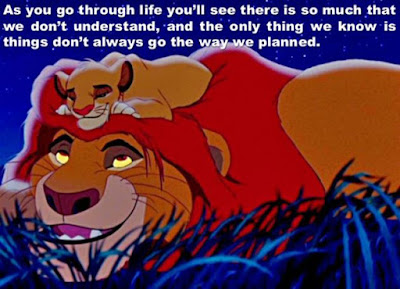 Lion King Life Quotes