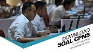 Download Soal Cpns 2018 Pdf Disertai Kunci Jawaban Dan Pembahasannya