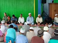 "Mulawarman Peduli"" Babinsa Kodim 0910/Malinau Hadiri Penutupan Lomba Semarak Ramadhan 1440 H"