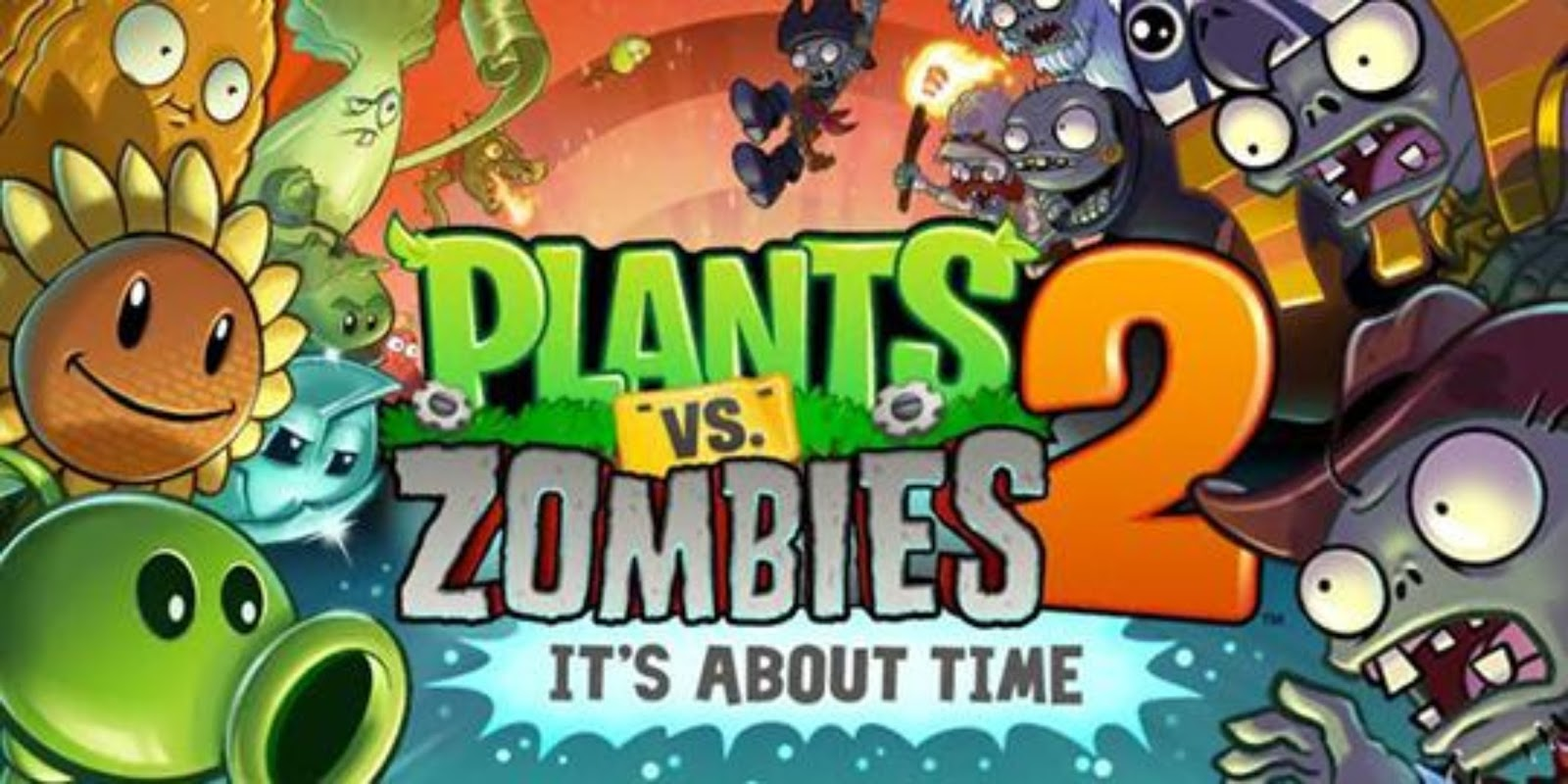 Plants Vs Zombies 2 Mod Apk Data Full Android