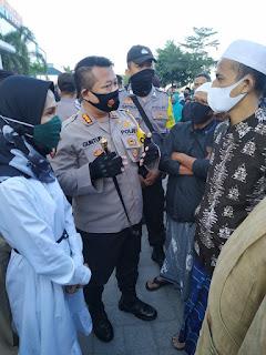 Pengambilan Paksa Jenazah Covid-19 Asal Telagawaru Digagalkan Polresta Mataram
