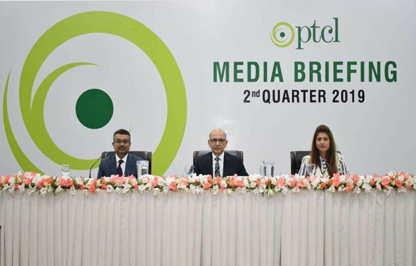 PTCL posts double digital growth in operating, net profits