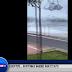 [Eλλάδα]Ισχυροί άνεμοι παρέσυραν ελικόπτερο προς τις καφετέριες Άφωνοι οι θαμώνες![βίντεο]
