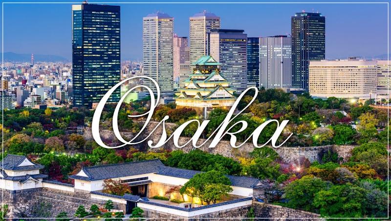 10 Tempat Menarik Patut Singgah Di Osaka Jepun (Jom Cuti!)
