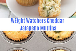 Weight Watchers Cheddar Jalapeno Muffins