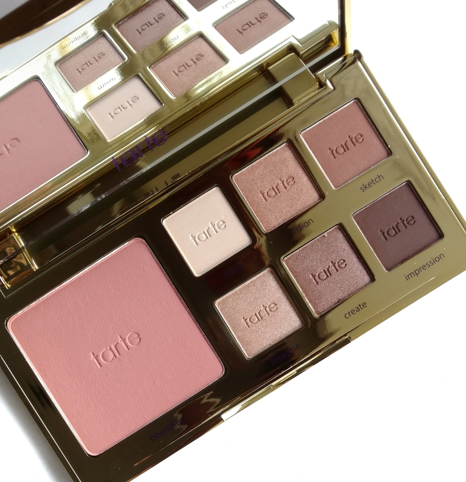 Paint Pretty Eye & Cheek Palette by Tarte #22