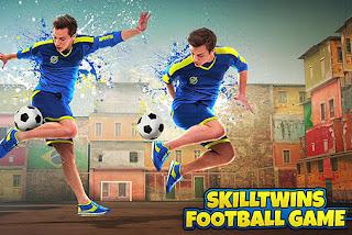 تنزيل SkillTwins Football game اخر اصدار برابط مباشر للاندرويد