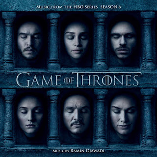 Ramin Djawadi - Game Of Thrones: Season 6 (OST) (2016) - Album Download, Itunes Cover, Official Cover, Album CD Cover Art, Tracklist