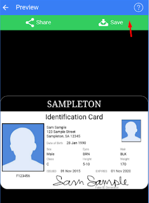 Facebook Ke Liye Fake Govt Proof ID Card Kaise Banaye