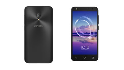 Alcatel U5 HD With Front Flash
