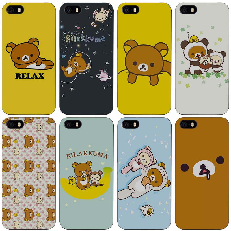softcase custom rilakuma
