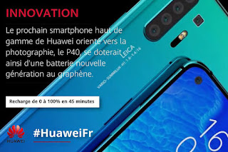 images%2B%25286%2529 - The Huawei France have also tweeted that, the P40 will use graphene battery