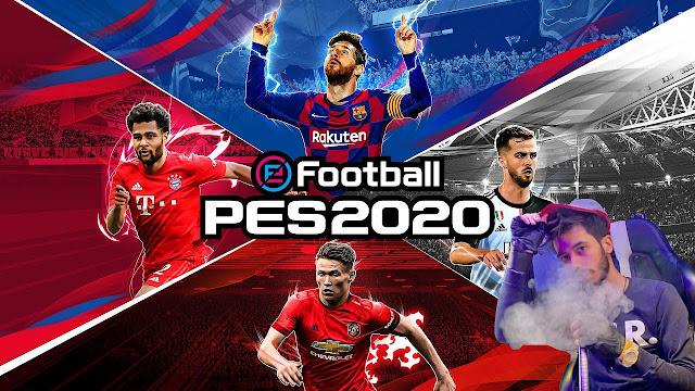 تحميل لعبة بيس 2020 eFootball PES   Dwonload اخر اصدار