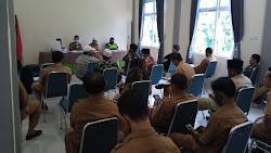 Pemerintah Nagari Kinali Siapkan Posko, Warga Pulkam Wajib Lapor