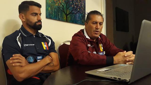Peseiro y Rincón hablan ante los medios por primera vez