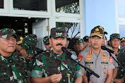 Panglima TNI : 11 Pucuk Senjata Kecelakaan Mi-17 Kemungkinan Diamankan Masyarakat
