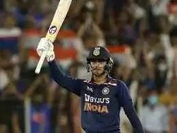 Ishan Kishan ODI Debut Match Vs Srilanka