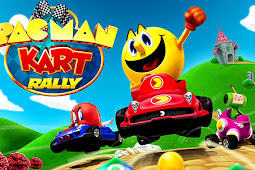 Pac-Man Kart Rally [29 MB] Android