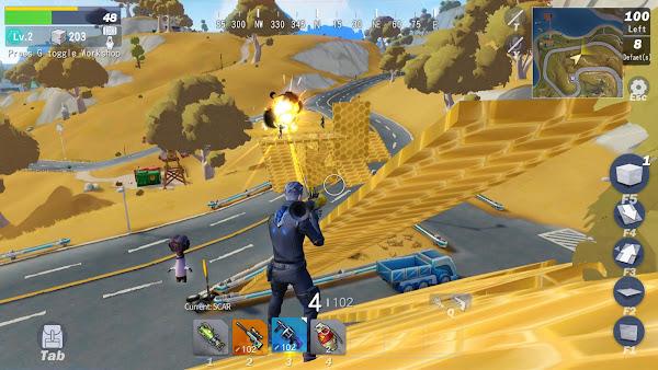 تحميل لعبة Creative Destruction للكمبيوتر