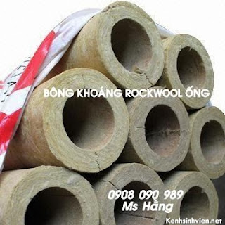 Ống bông khoáng Rockwool bọc đường ống nóng, không bén lửa, cách nhiệt tốt  KenhSinhVien-1338169318rockwool-pipes-copy