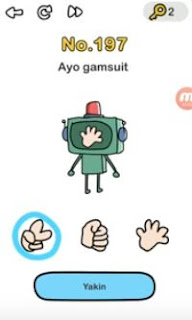 Ayo Gamsuit Brain Out