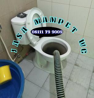 Jasa Sedot Wc Jakarta Berkualitas Dan Profesional