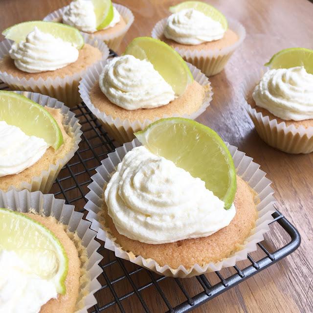 Gin-and-Tonic-Cupcake-Recipe