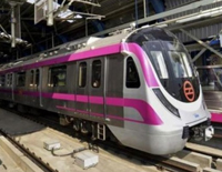 Between Lajpat Nagar and Mayur Vihar, Delhi Metro's Pink Line Opens