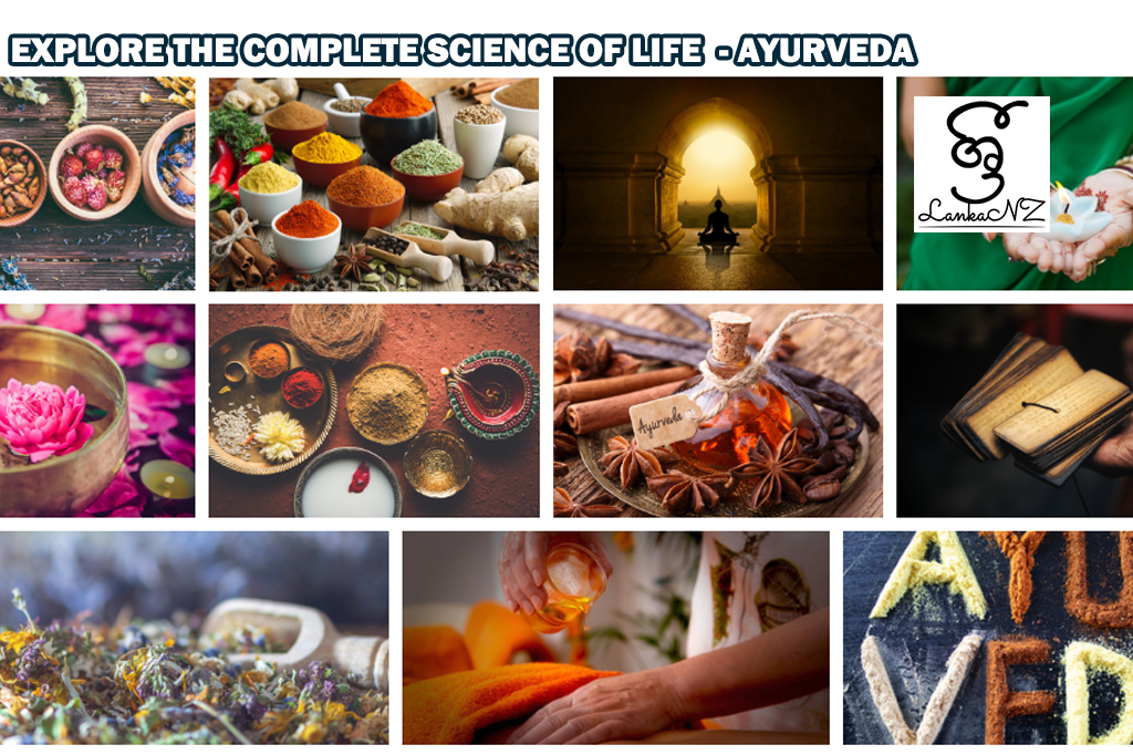 Explore the Complete Science of Life – Ayurveda by Dr (Mrs.) Nadeeka S. Perera – Dunedin